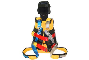 CMC Half back extrication/lift harness