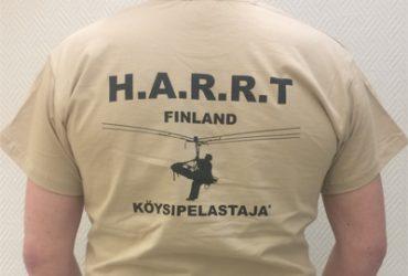 H.A.R.R.T Kurssipaitoja saatavilla !!