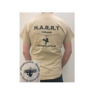 H.A.R.R.T – Köysipelastaja T-paita